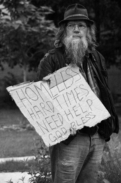 Английский бездомный.