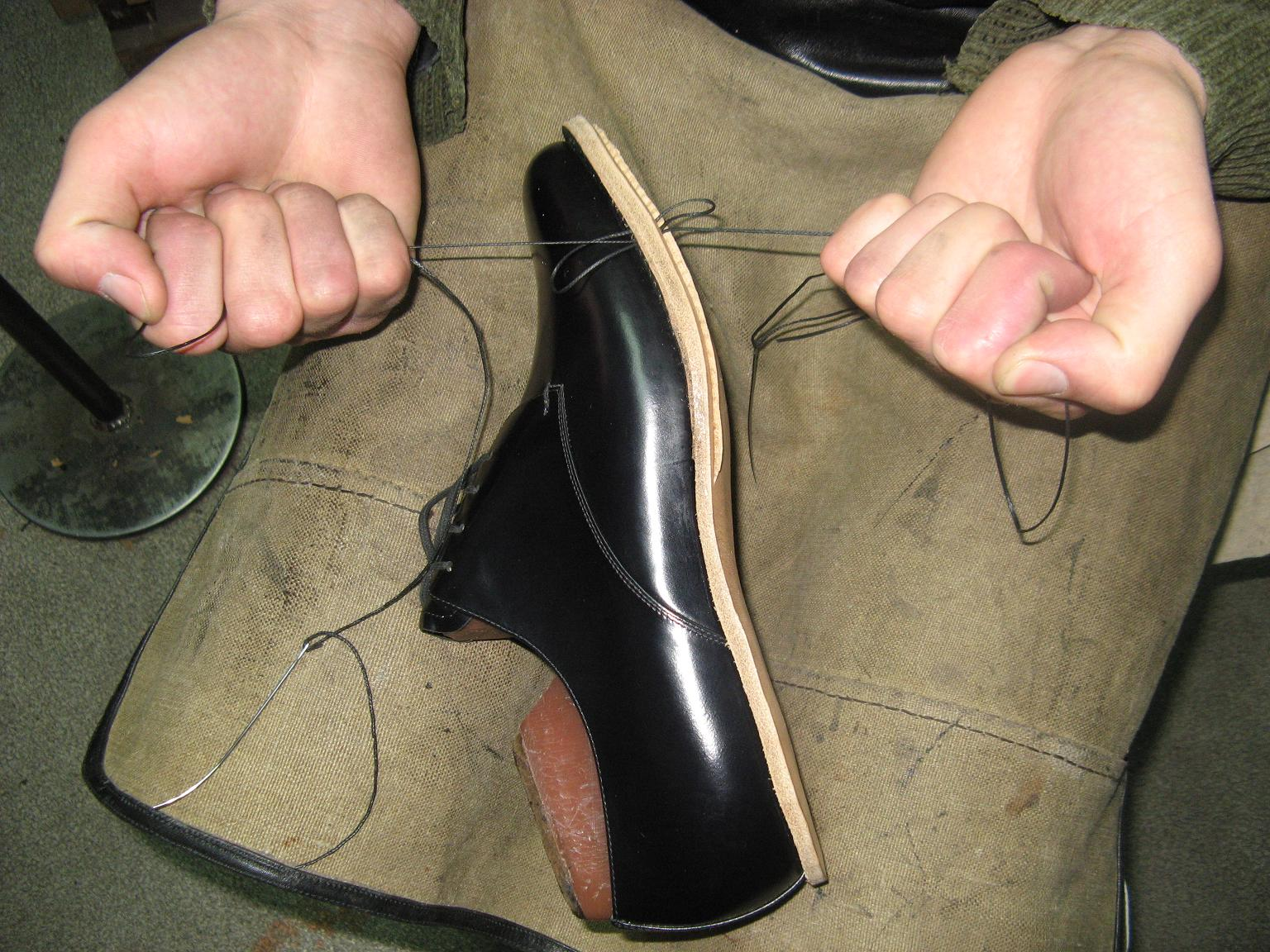 Обувь ручной работы своими руками 82