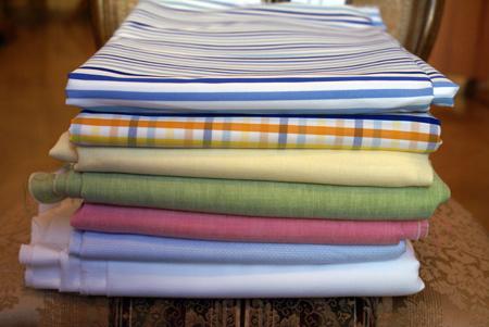 Пошив сорочек из новых тканей