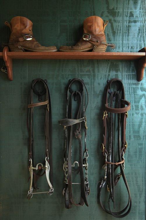 Ковбойская обувь