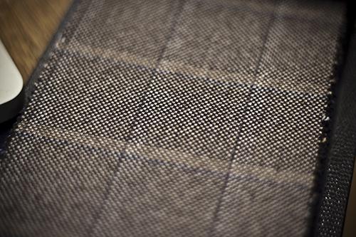 Осенние ткани для мужских костюмов 2011 от Scabal