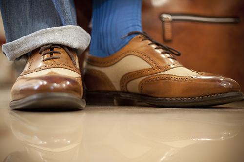 Безупречные ботинки