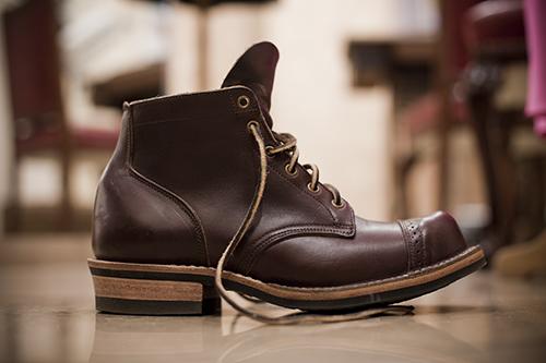 ботинки клиента